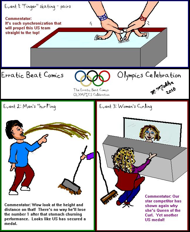 Olympics Day 2