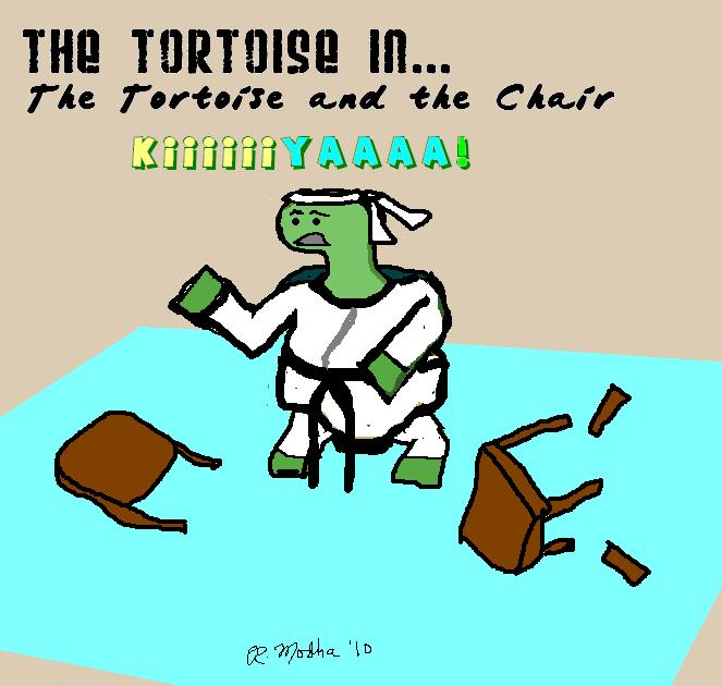 Tortoise Series #6