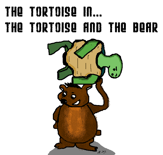 Tortoise Series #2
