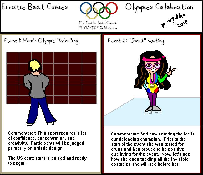 Olympics Day 3